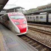 台北~台頭を結ぶ東海岸線を走る特急列車 快適でした。 人気列車なので予約はお早めに(^_-)-☆