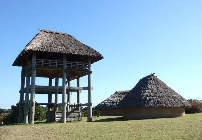 原の辻遺跡は無料で見学できます。