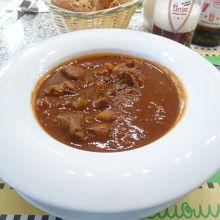 グーラッシュスープ
