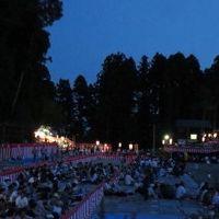 片貝まつり浅原神社秋季例大祭奉納大煙火