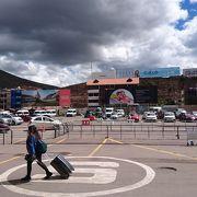 小さな地方空港