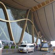 中国第四の空港になるそうです