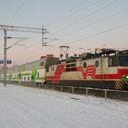 大人気!フィンランドの夜行列車!