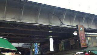 忍川架道橋