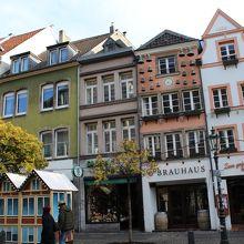 旧市街アルトシュタット
