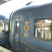 内装が可愛らしい電車