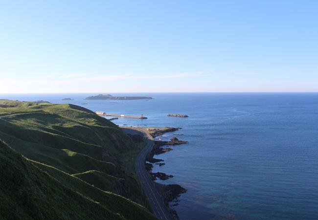 トド島展望台