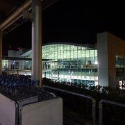 ラルナカ空港から市内へ