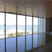 沖縄では希少な天然温泉があります(大人1650円)