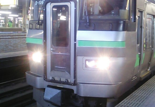 JR函館本線