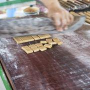 手作りキャンディー