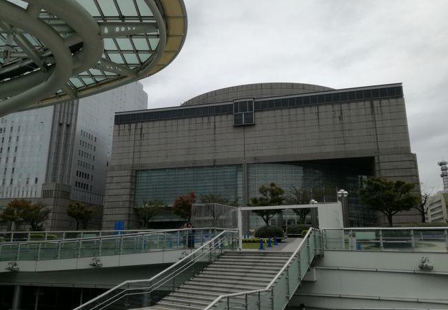 展示スペースとして愛知県屈指の規模。