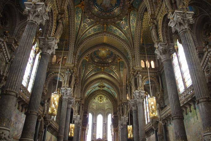 フルヴィエール教会 (ノートルダム大聖堂)