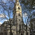 写真:セント クレメント デーンズ教会