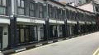 ザ スカーレット シンガポール ホテル