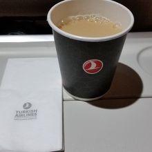 ミルク入り紅茶