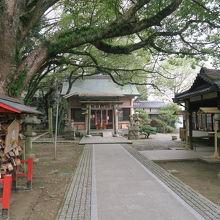 吉宗公ゆかりの神社