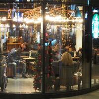 スターバックスコーヒー (アムステルダム中央駅店)