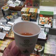 甘い香りの紅茶