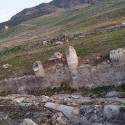 古代都市遺跡
