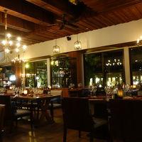 夜だけのオープンですがイタリアンレストランは雰囲気も料理最高