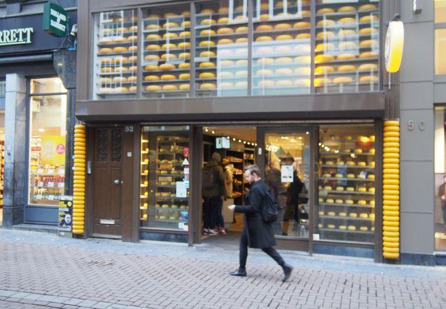 チーズ & モア (ライツェ通り店)