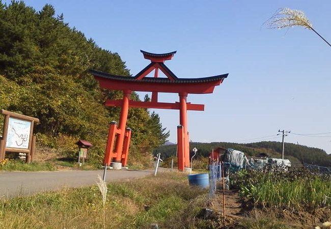 山王坊日吉神社