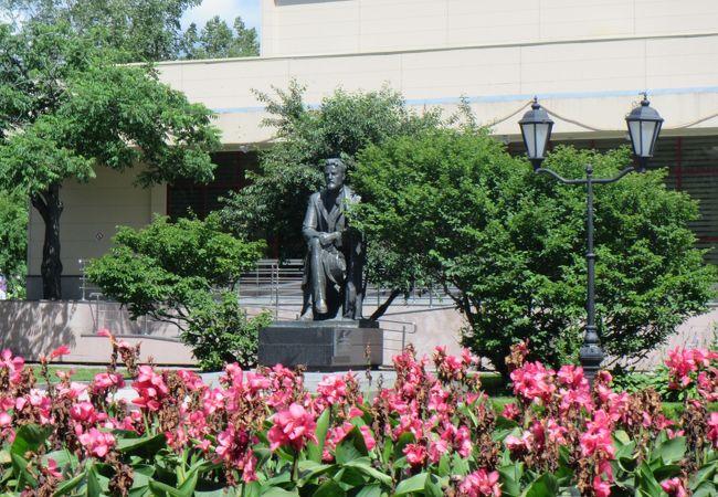 チェーホフ像
