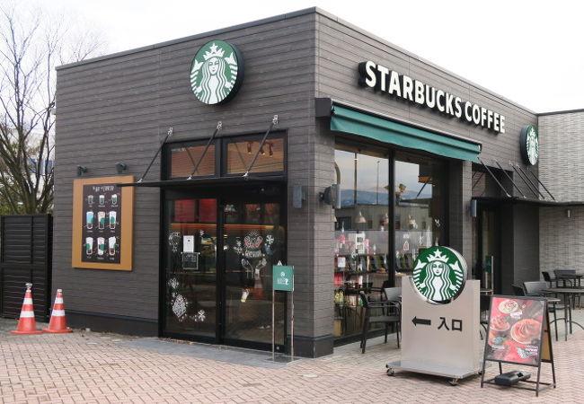 スターバックス・コーヒー 梓川サービスエリア上り線店