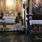スロベニア唯一の島にある教会