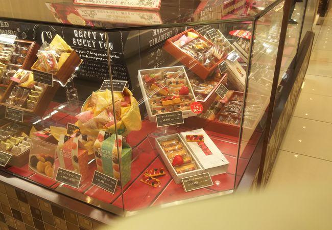 焼き菓子のお店