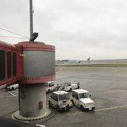 相変わらずイケてない空港