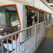 大宮駅からニュー・シャトルで一駅