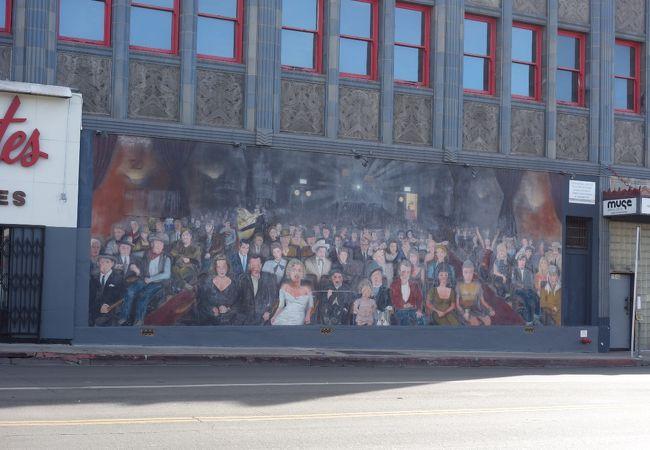 ハリウッド壁画