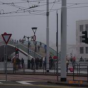ローマ広場からサンタ・ルチア駅に行くときに渡る橋