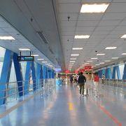 マカオ行きのフェリーターミナルが入ってるビルです