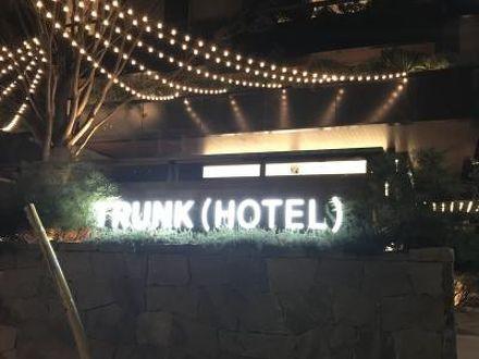 TRUNK (HOTEL) 写真