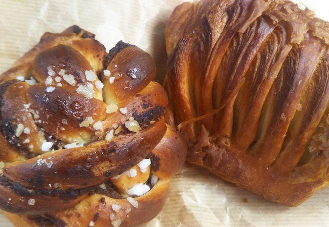 ニューオープンのパン屋さん