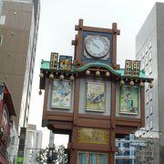 人形町通りの江戸情緒