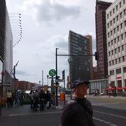 「ベルリンの汐留」という感じ