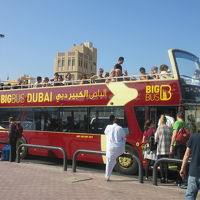 ザ ビッグ バス カンパニーのダブルデッカー観光バス