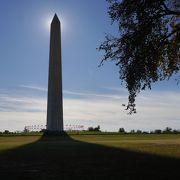 ワシントンで一番目立つ塔