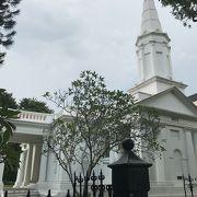 長い歴史のある教会