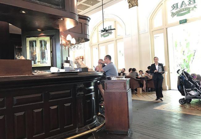 バー アンド ビリヤードルーム