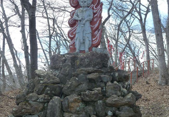 蔵王で一番大きな滝