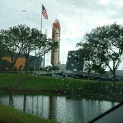 ロケット好きにはたまらない場所!