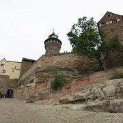 2015年 Nuernberg Kaiserburg ニュンベルク城にお邪魔♪