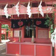 インスタ映えの神社