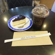 ターミナル21の穴場カフェ