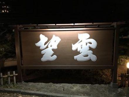 草津温泉 望雲 写真